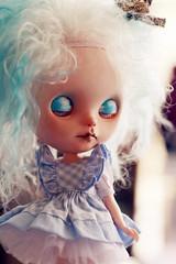 A blue fairy, Nimbus