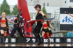 KBS_2013-10-20_2_035 (kv492) Tags: japan yosakoi gunma takasaki kobushi よさこい 虎舞士 雷舞 takasakilive たかさき雷舞