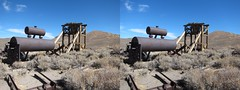 Bodie ghost town in California stereo photo parallel (Stereomania) Tags: california park usa abandoned gold town us stereoscopic stereophoto stereophotography 3d state decay ghost boom stereo forgotten stereoview bodie parallel staten verenigde