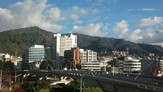 East Andes and Calle 100 Puente Photo
