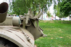 """M47 Patton (8) • <a style=""""font-size:0.8em;"""" href=""""http://www.flickr.com/photos/81723459@N04/10686013945/"""" target=""""_blank"""">View on Flickr</a>"""