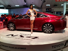TOYOTA NS4 (inkid) Tags: show sexy girl car fashion female pose model glamour women pretty expo sweet style international attractive toyota shows motor kuala 13 kl glamor lumpur motorshow pwtc asianbeauty 2013 klims ns4 klims2010 kualalumpurinternationalmotorshow2010 flickrandroidapp:filter=none
