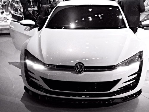 VW high performance models debut at LA Auto Show