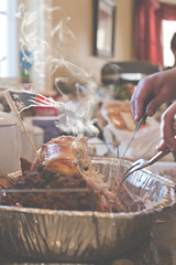 Patriot Turkey (monkeyyyyyy) Tags: thanksgiving new family november england holiday dinner turkey togetherness football knife carving carve together american enjoy meal patriots celebrate