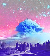 lawetlat'la (caitlinburns) Tags: art collage digital vintage volcano space ethereal astronomy surrealist geology