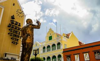 Dr. Moises Frumencio Da Costa Gomez - A Historic & Monumental Curacao Dutch Antilles