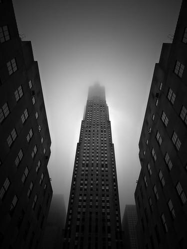 Rockefeller center, New York, USA