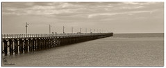 IMG_0531 (Brett Huch Photography) Tags: seascape beach creek pier seascapes jetty australia qld queensland herveybay