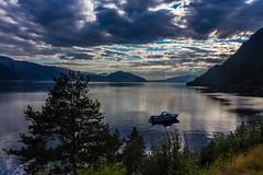 Dans le paisible Hardangerfjord, un beau jour d'été (Norvège) (tognio62) Tags: flickrstruereflection1 flickrstruereflection3 flickrstruereflection4 flickrstruereflection5