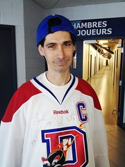 Les Differents tournage (2) (JulieAube) Tags: hockey team documentary qubec laval tournage documentaire diffrents