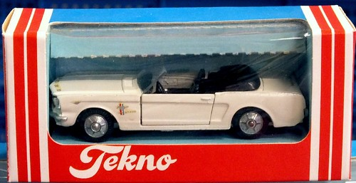 Tekno Ford Mustang