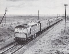 Burgh Marsh (The Carlisle and Silloth Bay Railway) Tags: class 26 26010 d5310 birmingham railway carriage wagon company british railways diesel locomotive burgh by sands drumburgh north nbr london and eastern lner