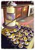 (Vaniniscake) Tags: daisycake hipbotunsquare purpleandyellowcake rosecupcaketopper