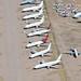 Boeing 767s & Douglas DC10s - Pinal Air Park
