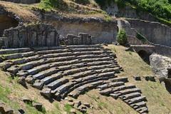 Anfiteatro (monicamalfatti) Tags: anfiteatro amphitheater volterra toscana tuscany photography passion italy italia archeologia archaeology