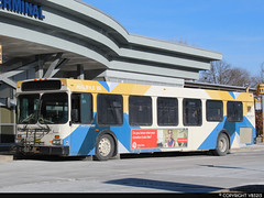 Metro Transit #1096 (vb5215's Transportation Gallery) Tags: metro transit halifax 2006 new flyer d40lf