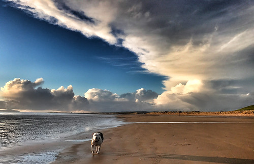 wee Skye under a big sky