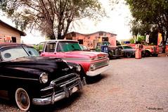 Garage sur la légendaire Route 66 (didier95) Tags: seligman route66 arizona usa etatsunis ameriquedelouest amerique voiture garage vehicule vintage