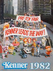 1982 Kenner Retailer's Toy Catalog (Tom Simpson) Tags: kenner vintage toys starwars 1982 1980s vintagetoys sesamestreet bigbird indianajones strawberryshortcake