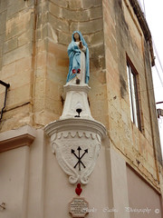 Lady of Sorrow Statue (Pittur001) Tags: sorrow statue charlescachiaphotography charles cachia photography cannon 60d flicker award amazing duluri wonderfull valletta malta lady buildings