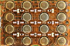 Below the keypad (Pascal Volk) Tags: leiterplatte platine printedcircuitboard board circuitoimpreso schaltkreis mobilephone cellphone mobiltelefon handy funktelefon gsmtelefon teléfonomóvil celular kontakte contacts sonycmdz5 macro makro 70mm closeup nahaufnahme macrodreams canoneos6d canonef50mmf25compactmacro canonlifesizeconverteref canonef50mmf25compactmacrolsc manfrotto mt294a3 804rc2