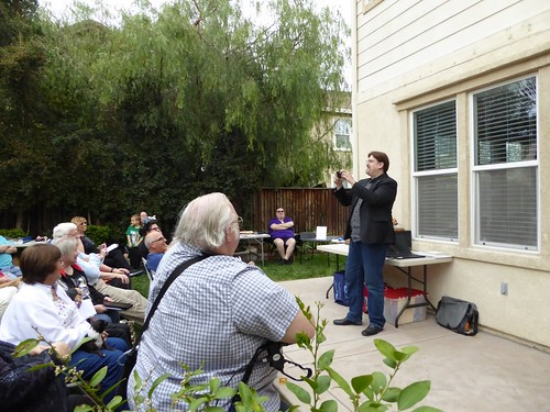 March 18, 2016 meeting with C. Andrew Nelson as our Guest Speaker