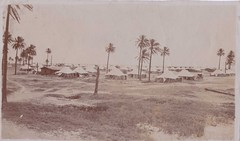 Norford Camp, Chaldari, Nr Baghdad June 1919. (greentool2002) Tags: post card the buffs norford camp chaldari nr near baghdad june 1919 iraq