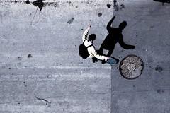 Alley Ollie (JJ San) Tags: soma jessiest skateboard ollie popo
