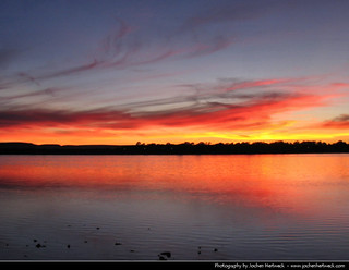 Sunset, Port Augusta, South Australia, Australia
