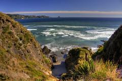Mehuín (Cristian Alcázar C.) Tags: mehuín losríos chile mar playa acantilado paisaje naturaleza sea landscape