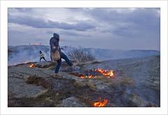 Burning Island (BegMeil44) Tags: vrångö sweden schweden easterfire osterfeuer schäreninsel insel island île suède pâques ostern
