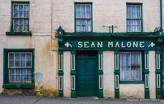 Sean Malone - Westport, Co. Mayo (Steph Breton) Tags: westport irlande ireland mayo buildings westofireland connaught