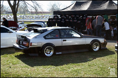 Celica (shuffdad) Tags: import importalliance cars carshow kentucky lowered bagged tuner