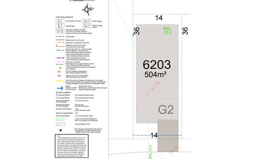 Lot 6203 (3) Delany Circuit (The Avenue), Jordan Springs NSW 2747
