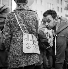 all we need (Peter Florian Schwindt) Tags: cologne allyouneed street streetphotography rolleiflex ilford