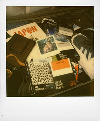Japan ... (@necDOT) Tags: japon japan travel luggage polaroid impossibleproject