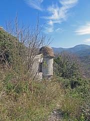17031605174stecla (coundown) Tags: genova forte santatecla fortesantatecla primavera fiori panorama