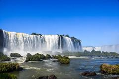 en calma (Angela MGM) Tags: parquenacionaliguazú brasil argentina iguazú naturaleza landscape paisaje agua cascada viaje lugares travel natural