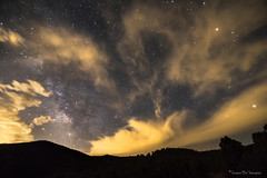 Magical Night (Striking Photography by Bo Insogna) Tags: stars starry astrophotography night sky nature coloradolandscapes trees wilderness forest landscapes colorado bouldercounty insogna nighttime climate clouds milkyway galaxy