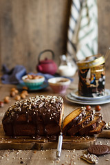 IMG_9937_exp (Helena / Rico sin Azúcar) Tags: bizcocho cake chocolate vanilla vainilla galletas cookies virginias sweet dulce food comida coffeecake