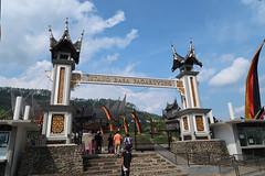 IMG_0178 (syafiqqzz) Tags: bukittinggi bukit tinggi padang west sumatra sumatera barat marapi singalang