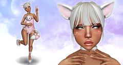 Sweet ballerina (N G H T M R) Tags: secondlife sl cute kawaii femboy