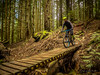 Seb on Executioner (kendyck1) Tags: fromme mountainbike mountainbiking spring sebastien snowbiking