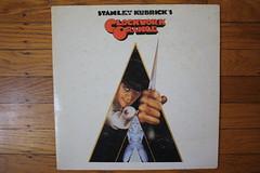Clockwork Orange Soundtrack (Warner Bros. 1972) (Donald Deveau) Tags: stanleykubrick record lp soundtrack aclockworkorange wendycarlos waltercarlos