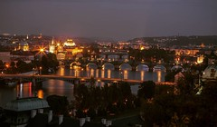 Letna Park (nakahanut) Tags: instagramapp uploaded:by=instagram letenskysady prague czech czechrepublic vltava river bridge karluvmost letna staremesto manesuvmost travel