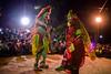 Gajan festival at Krishnadebpur (GuyBerresfordPhotography.co.uk) Tags: gajanfestival krishnadebpur bodypiercing charak fire tree