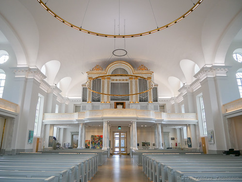 The Gothenburg Cathedral