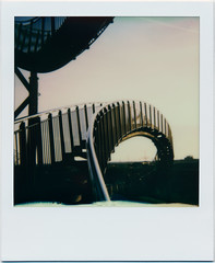 Tiger & Turtle (somekeepsakes) Tags: 2017 colorfilmfor600 polaroid636closeup roidweek2017 ruhrgebiet tip analog analogue deutschland duisburg europa europe film germany halde impossible industriekultur instant polaroid sofortbild theimpossibleproject tigerturtle