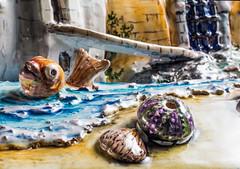 Favole Di Ceramica (Ceramic Tales) (Marco Di Ferrante) Tags: macromondays macromonday ceramica ceramic cristallina vertrina glaze