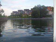 Slovenija (2009) (alexismarija) Tags: slovenija slovenia ljubljana boat river ljubljanica